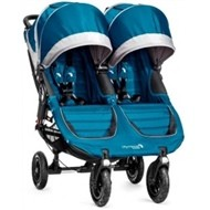 Baby Jogger City Mini GT Double -  teal/gray