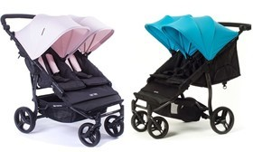 Baby Monsters Easy Twin + color pack