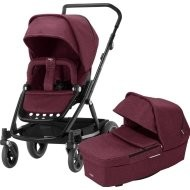 Britax Go Next 2 -  Wine red melange