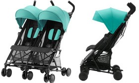 Britax Romer Holiday Double