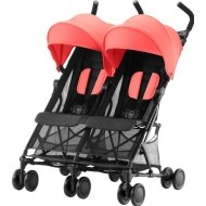 Britax Romer Holiday Double -  Coral peach