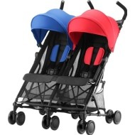 Britax Romer Holiday Double -  Red / blue