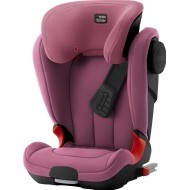 Römer KidFix XP SICT Black edition  - Wine rose