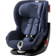 Britax Romer Autosedačka KING II LS BLACK EDITION  - Moonlight blue