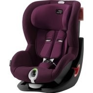 Britax Romer Autosedačka KING II LS BLACK EDITION  - Burgundy Red