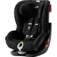 Britax Romer Autosedačka KING II LS BLACK EDITION  - Crystal Black