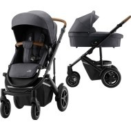 Britax Romer 2v1 kočárek Smile III -  Midnight grey