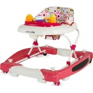 Coccolle Chodítko Vivace baby walker with rocker funktion