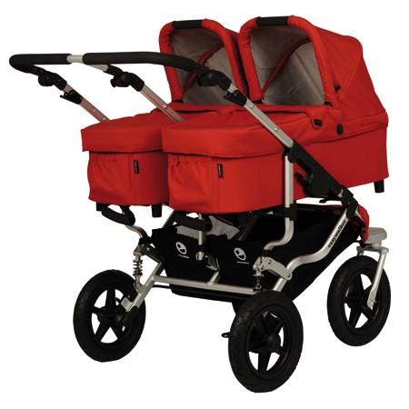 Easywalker Duo Plus - Berry Red