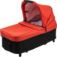 Easywalker SKY Plus - Black red