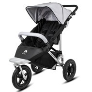 Easywalker SKY Plus - Black silver