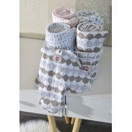 Lodger Swaddler Scandinavian Print  -
