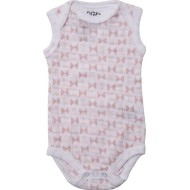 LODGER Body Romper Scandinavian Print Blush/Soft Skin
