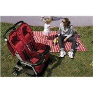 Peg Perego Aria Twin Shopper -