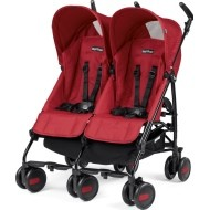 Peg Perego Pliko Mini Twin Classico -  Geo red
