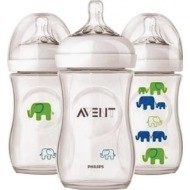 AVENT Sada Natural 260ml Slon