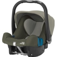 Römer Baby-Safe plus SHR II  - Olive Green