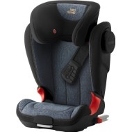 Römer KidFix XP SICT Black edition  - Blue marble