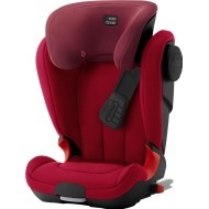 Römer KidFix XP SICT Black edition  - Flame red