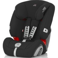 Britax Evolva Plus 123   - Cosmos black