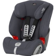 Britax Evolva Plus 123   - Storm grey
