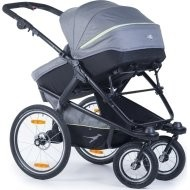 TFK Twin carrycot Joggster Velo T-45 Velo 315  - Zezadu