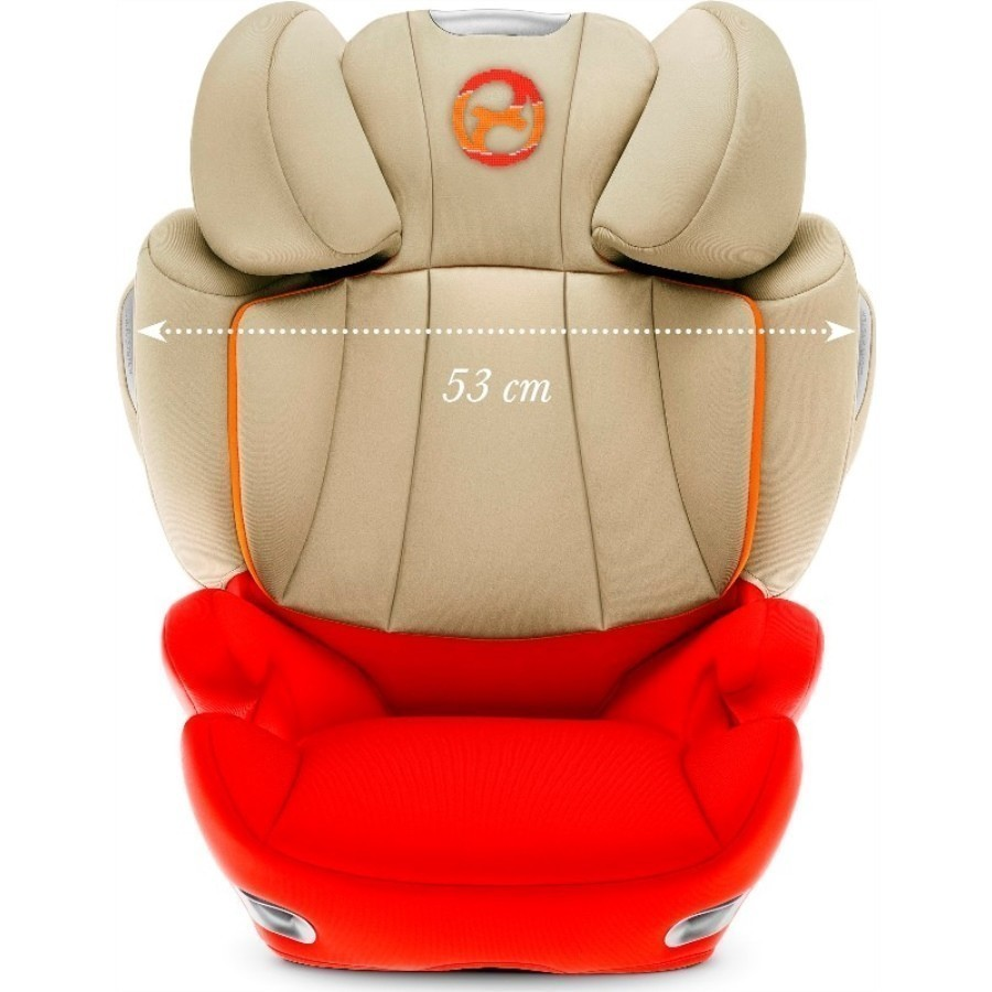 autoseda ka cybex solution q3 fix plus. Black Bedroom Furniture Sets. Home Design Ideas